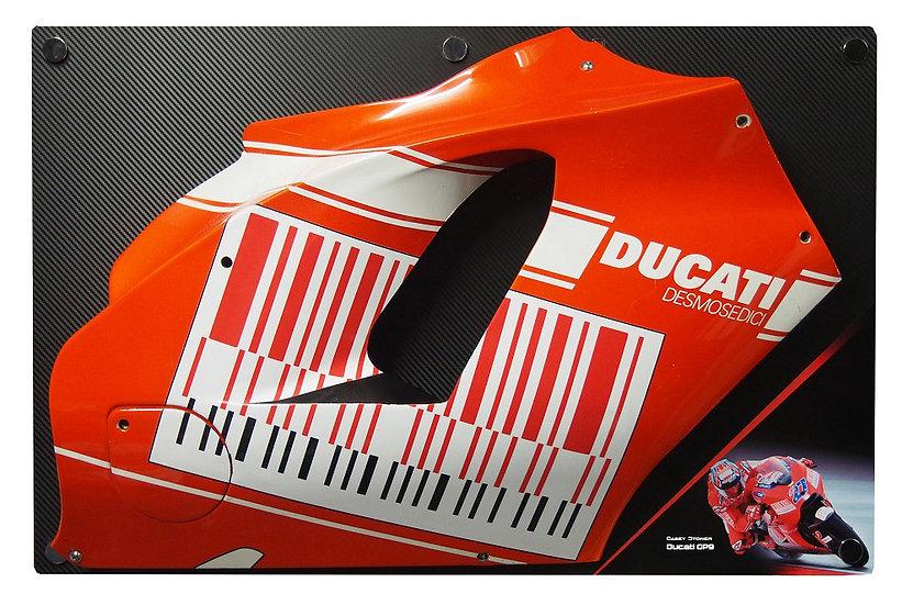 Casey Stoner GP9 side panel