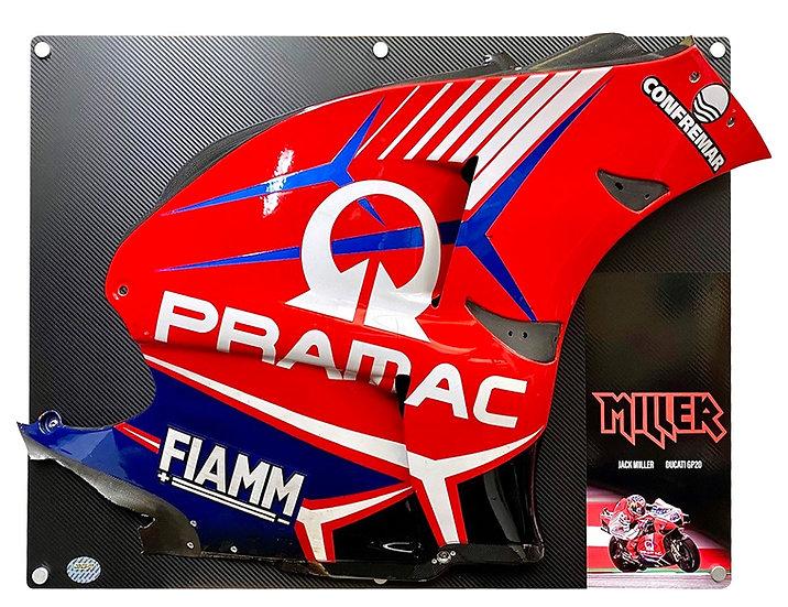 Jack Miller GP20 side panel