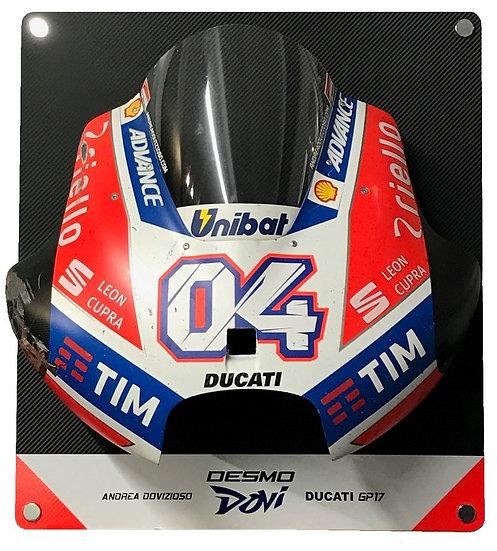 Andrea Dovizioso GP17 Front fairing