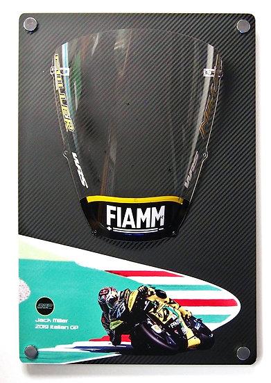 Jack Miller Italian special race screen
