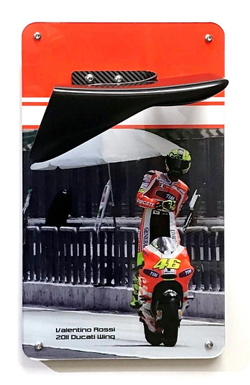 Valentino Rossi 2011 Wing