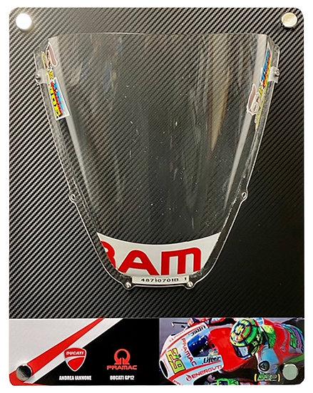 Iannone Pramac race screen