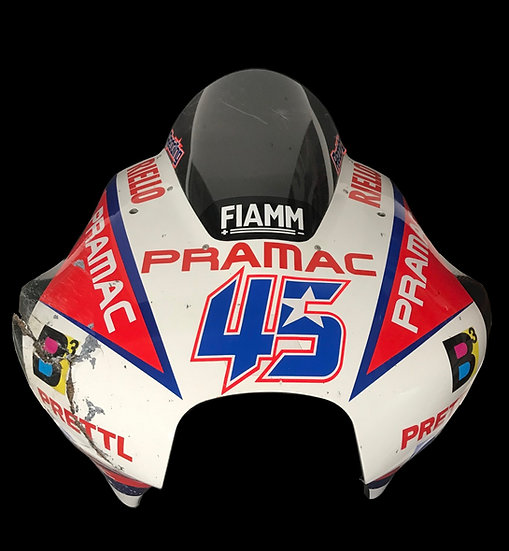 Scott Redding Front Fairing