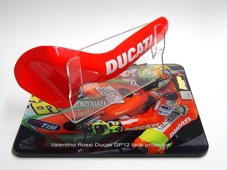 Valentino Rossi GP12 tank protector