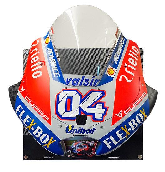 Dovizioso GP18 front fairing