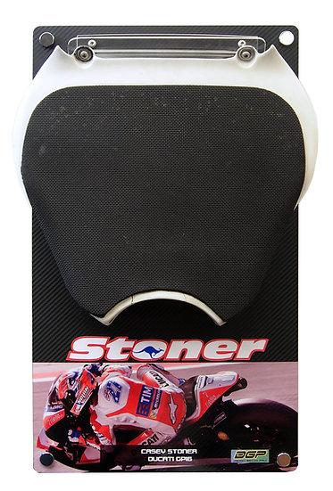 Casey Stoner Ducati GP16 seat
