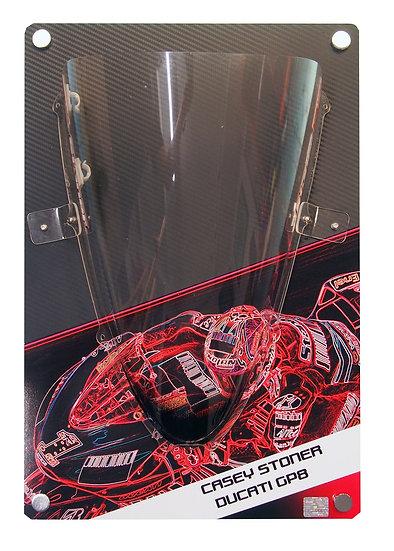 Casey Stoner GP8 screen