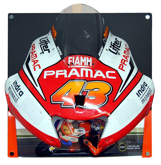 Jack Miller GP19 Front fairing
