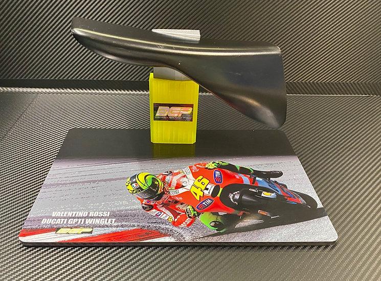 Valentino Rossi GP11 winglet