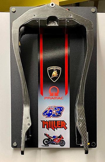 Jack Miller Ducati GP20 subframe