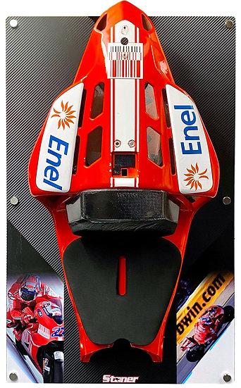 Casey Stoner GP9 seat unit