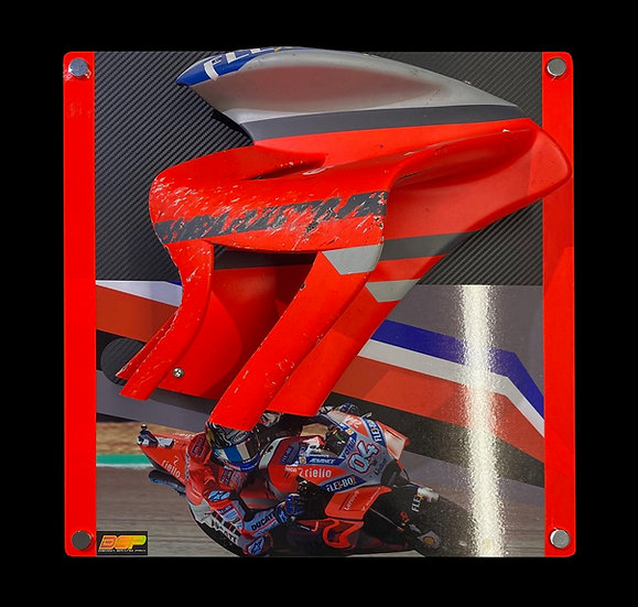 Dovizioso GP18 Wing section