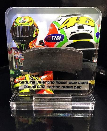 Valentino Rossi Brake pad