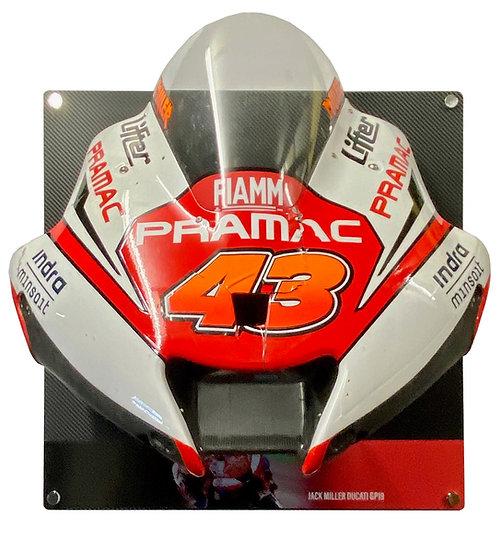 Jack Miller GP19 front