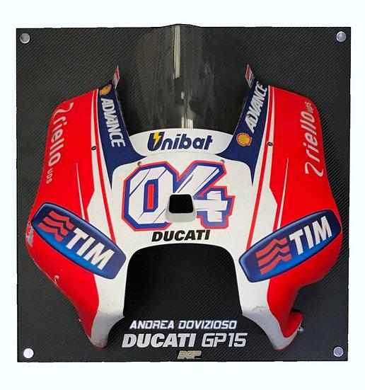 Andrea Dovizioso GP15 front fairing