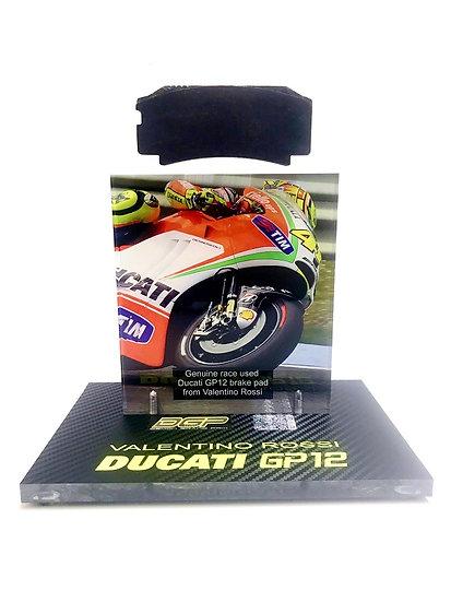 Valentino Rossi used Brake pad