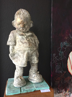 Alonzi Sculpture