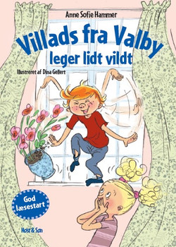 Villads fra Valby leger lidt vildt