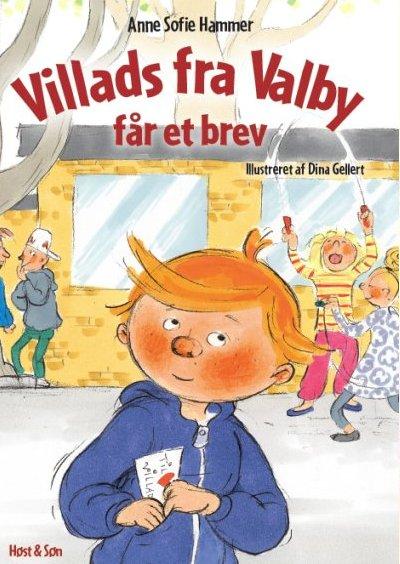 Villads fra Valby får et brev