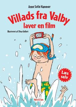 Villads fra Valby laver en film