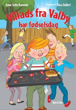 Villads fra Valby har fødselsdag