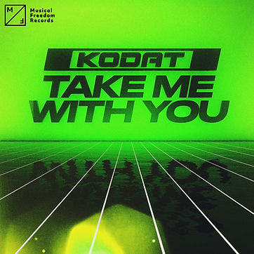 Artwork of Kodat - Take Me With You (Musical Freedom)