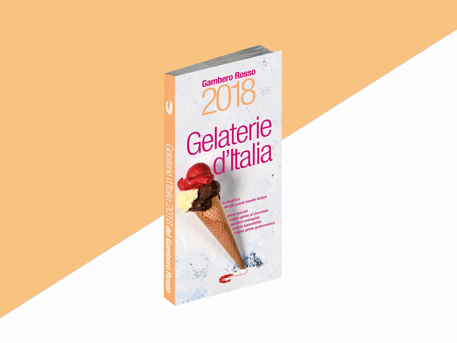 Guida Gelaterie d'Italia 2018