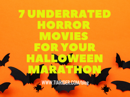 7 Underrated Horror Movies for Your Halloween Marathon