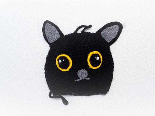 第 10 隻喵 小黑炭球