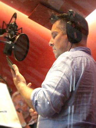 Benedict Perkins Voice Over