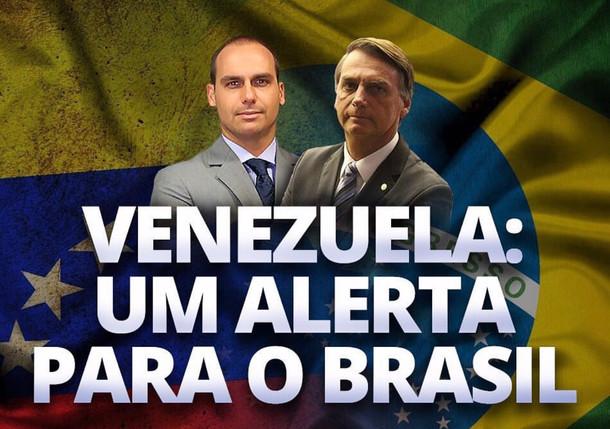 VENEZUELA: UM ALERTA PARA O BRASIL.