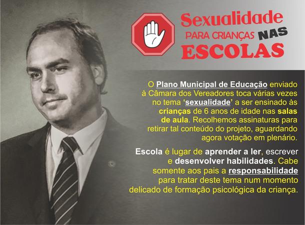 EM QUE PÉ ANDA A IDEOLOGIA DE GÊNERO E SEXUALIDADE PARA AS CRIANÇAS NAS ESCOLAS DO RIO.