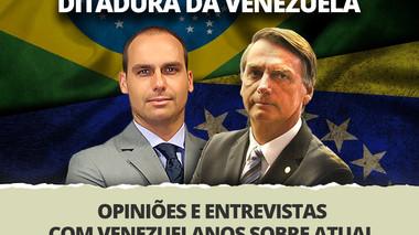 BRASIL E VENEZUELA: UM DOCUMENTÁRIO QUE VOCÊ NÃO ASSISTIRÁ NA TV.