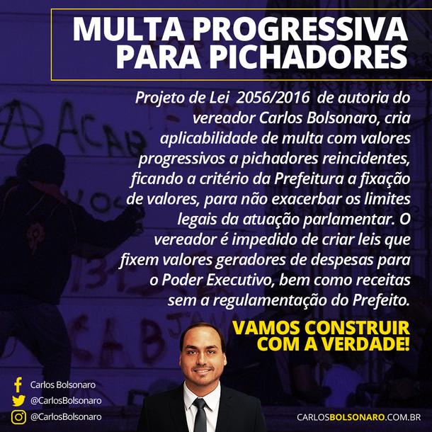 PROJETO DE BOLSONARO PUNE BLACK BLOCS E PICHADORES EM GERAL.