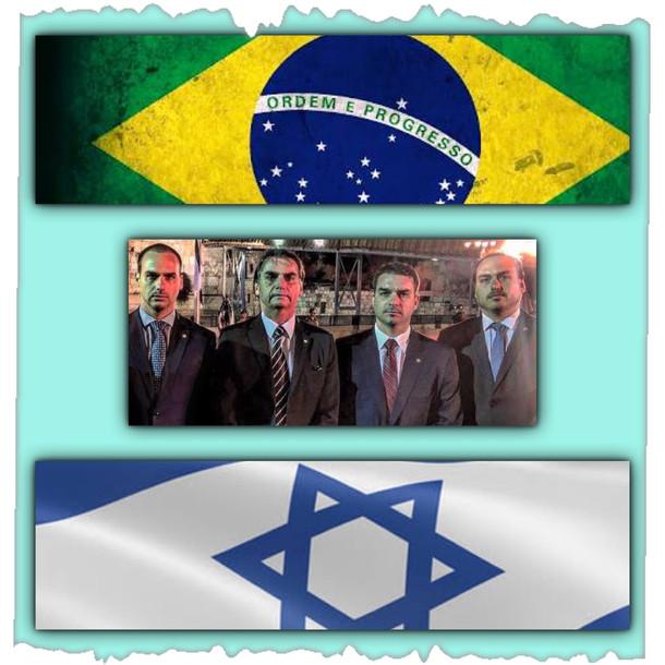 BOLSONARO EM ISRAEL - O QUE A IMPRENSA NÃO MOSTROU: