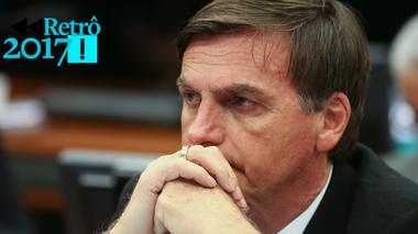 Bolsonaro expressa questões e posições de uma sociedade que está de 'saco cheio' com tudo o que está