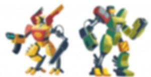 cartoon-combat-robots-battle-androids-wi