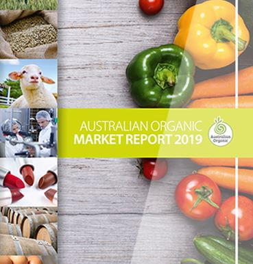 AUSTRALIA'S APPETITE FOR ORGANICS IS GROWING AT RECORD LEVELS