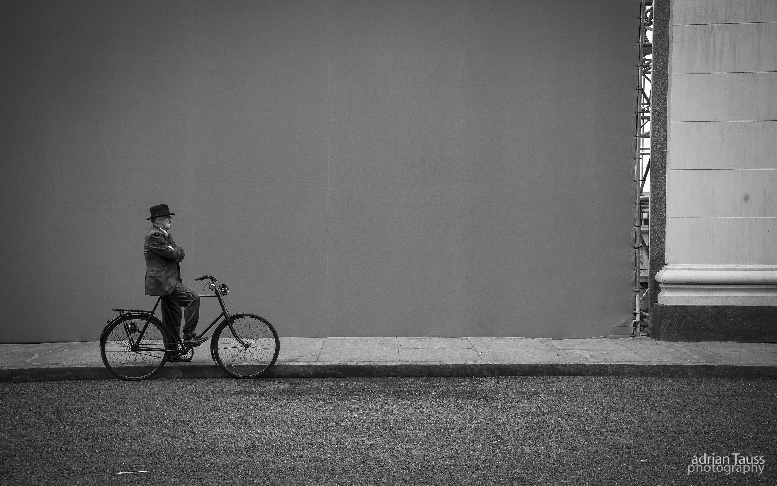 Bycicle Man