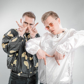 Will Penswick & Mark Bittlestone - Comedians