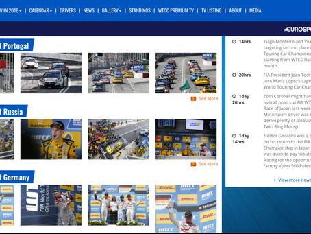 WTCC – WORLD TOURING CAR CHAMPIONSHIP