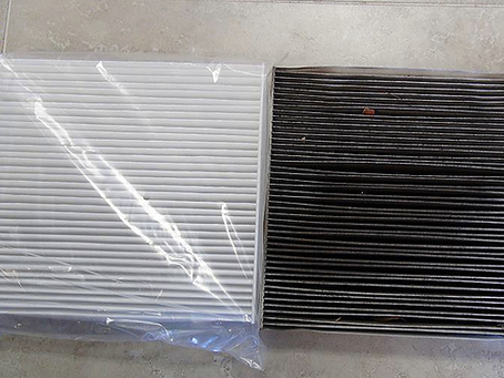Have you checked your vehicle air filter?