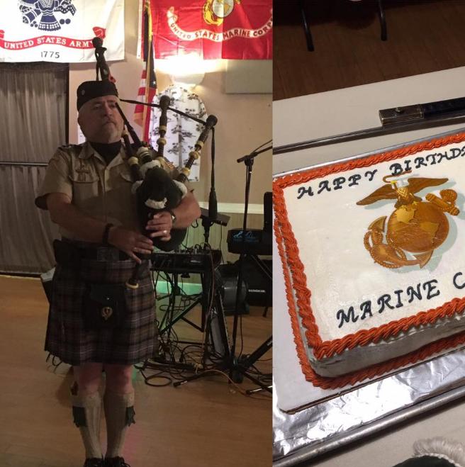 TBT: Marine Corps Birthday