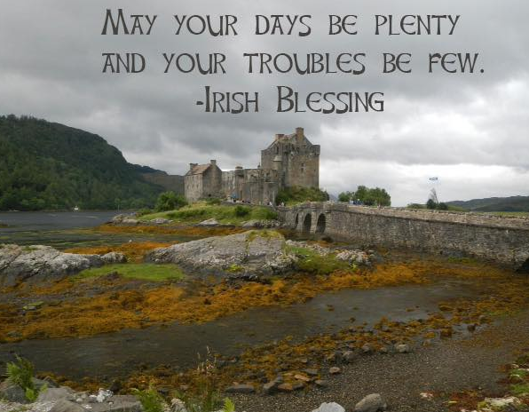 May your days...