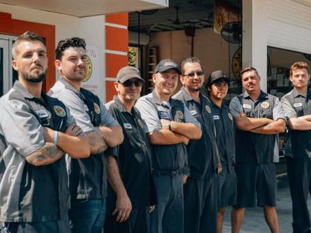 Mr. Oil Crew