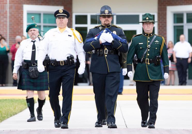 TBT: Law Enforcement Academy 50th Anniversary