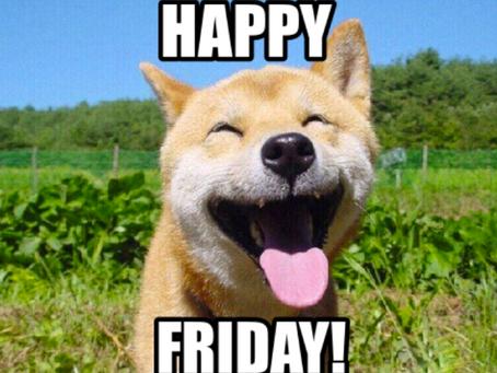 Hooray for Fridays!