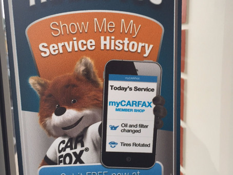 Mr. Oil Reports to Clients and CARFAX