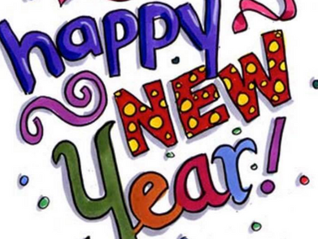 Happy New Year from Mr. Oil and Team