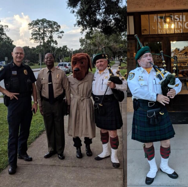National Coffee with a Cop 2018